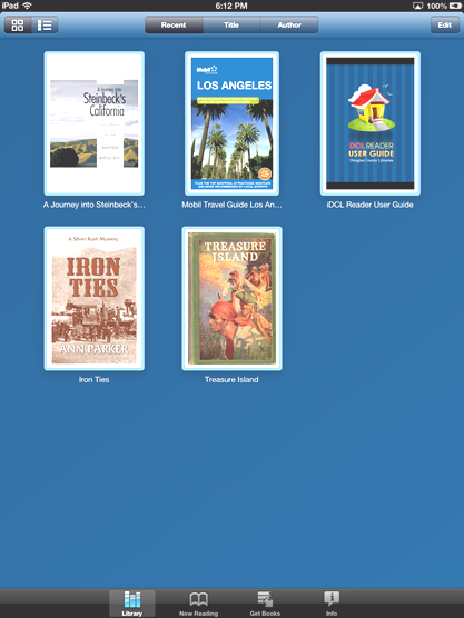 New easy-to-use iOS app works with library-owned e-books and eliminates need for browser-based downloads