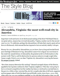 Amazon's book city #1, Alexandria, VA, may cut library hours: Time for a digital-era national endowment to help ease U.S. libraries' financial woes?